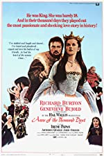 Anne of the Thousand Days(1969)