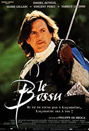 Le bossu (1997) Poster - Movie Forum, Cast, Reviews