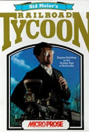 Railroad Tycoon Poster