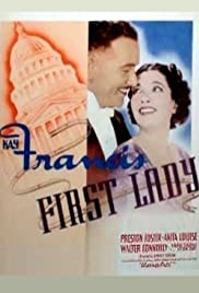 First Lady (1937) Poster - Movie Forum, Cast, Reviews