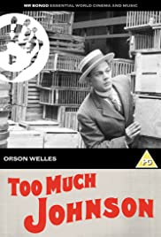 Too Much Johnson (1938) Poster - Movie Forum, Cast, Reviews