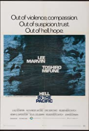 Hell in the Pacific(1968) Poster - Movie Forum, Cast, Reviews