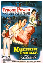 The Mississippi Gambler Poster