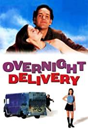 Overnight Delivery Poster