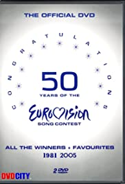 Congratulations: 50 Years Eurovision Song Contest Poster