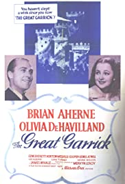 The Great Garrick Poster