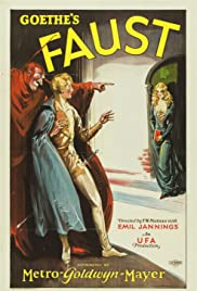 Faust (1926) Poster - Movie Forum, Cast, Reviews