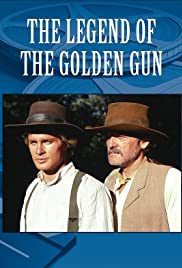 The Legend of the Golden Gun Poster