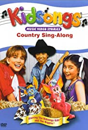 Kidsongs: Country Sing-Along Poster