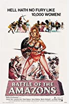 Image of Battle of the Amazons