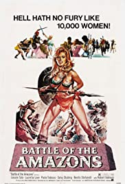 Battle of the Amazons Poster