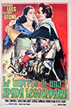 Le imprese di una spada leggendaria (1958) Poster
