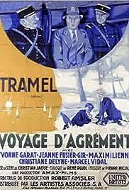 Voyage d'agrément Poster