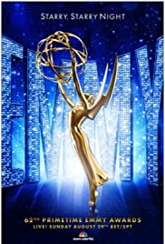 The 62nd Primetime Emmy Awards Poster