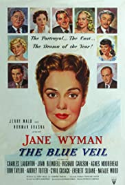 The Blue Veil (1951) Poster - Movie Forum, Cast, Reviews