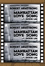 Manhattan Love Song Poster