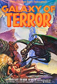 Galaxy of Terror (1981) Poster - Movie Forum, Cast, Reviews