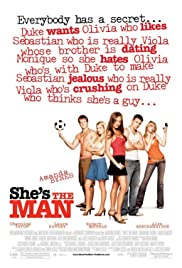 She's the Man (English)