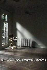 Shooting 'Panic Room' Poster