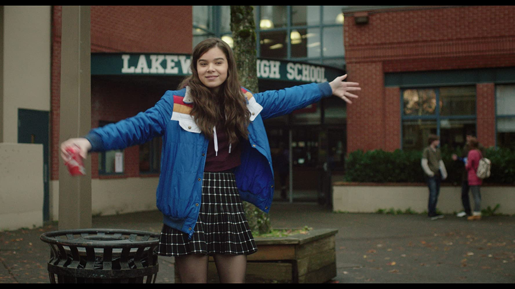 Hailee Steinfeld in 'The Edge of Seventeen' (Courtesy: STX Entertainment)