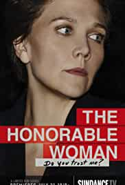 The Honourable Woman tv poster