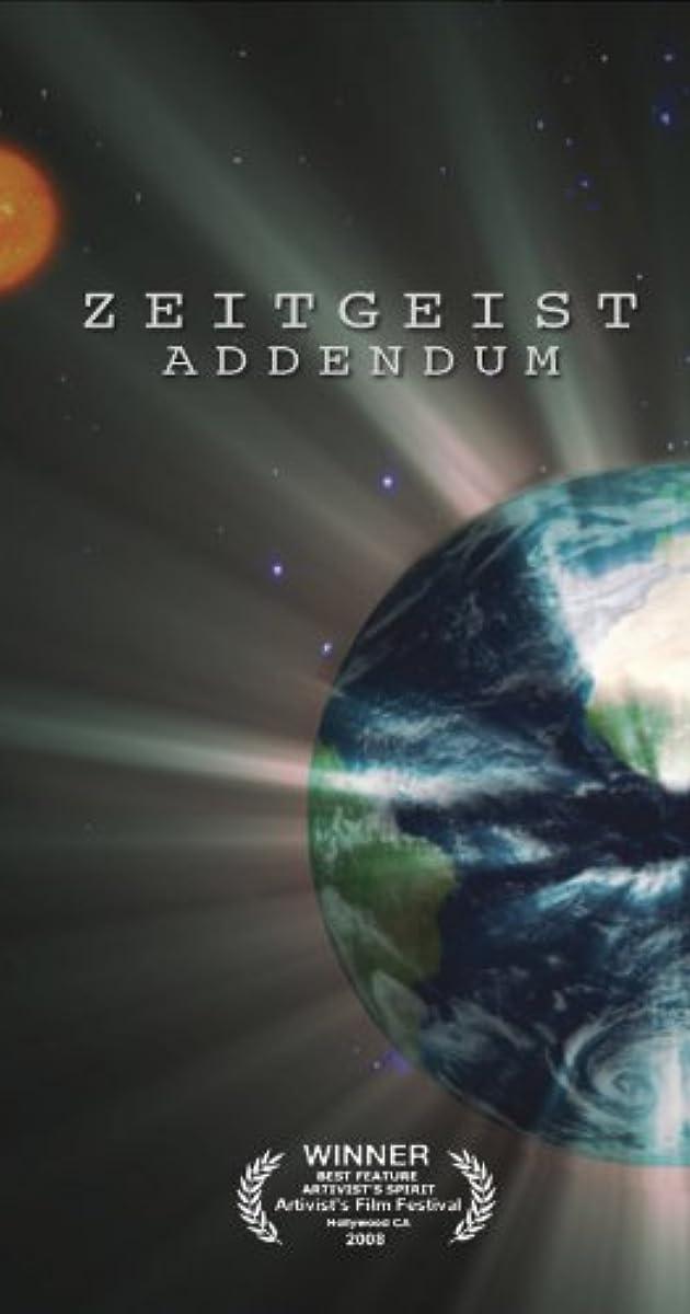 Laiko dvasia 2 / Zeitgeist: Addendum (2008) Online