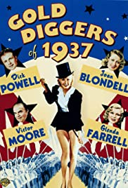 Gold Diggers of 1937(1936) Poster - Movie Forum, Cast, Reviews