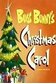 Bugs Bunny's Christmas Carol Poster