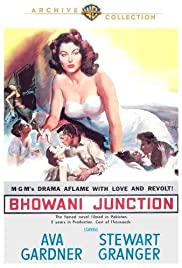 Bhowani Junction (1956) Poster - Movie Forum, Cast, Reviews