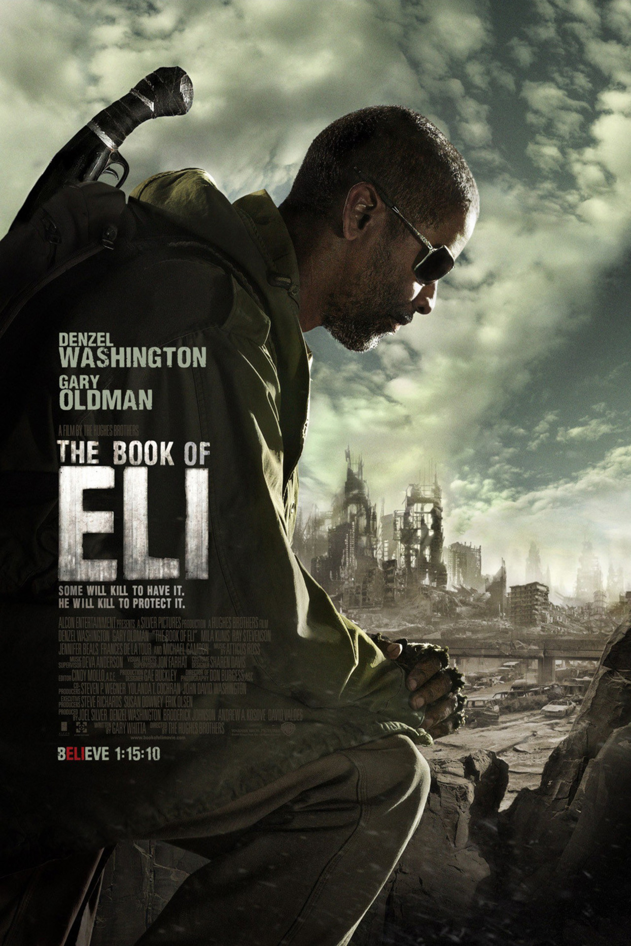 The Book of Eli full movie streaming