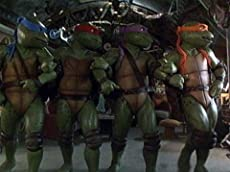 Teenage Mutant Ninja Turtles Three