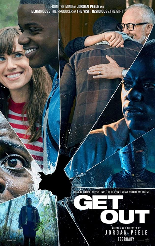 Watch Get Out (2017) Online Free