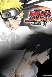 Gekijô ban Naruto: Shippûden - Kizuna Poster