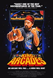 The King of Arcades (2014) Poster - Movie Forum, Cast, Reviews