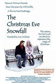 The Christmas Eve Snowfall Poster
