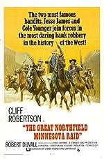 The Great Northfield Minnesota Raid(1972)