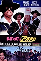 Image of The Nephews of Zorro