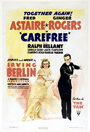 Carefree poster
