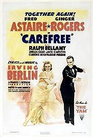 Carefree(1938) Poster - Movie Forum, Cast, Reviews