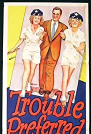 Trouble Preferred Poster