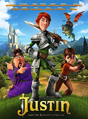 Justin and the Knights of Valour (2013) Download on Vidmate