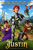 Justin and the Knights of Valour (2013) Poster