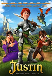 Justin and the Knights of Valour (2013) Poster - Movie Forum, Cast, Reviews