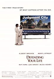 Defending Your Life(1991) Poster - Movie Forum, Cast, Reviews