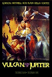 Vulcan, Son of Giove Poster