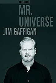 Jim Gaffigan: Mr. Universe (2012) Poster - Movie Forum, Cast, Reviews