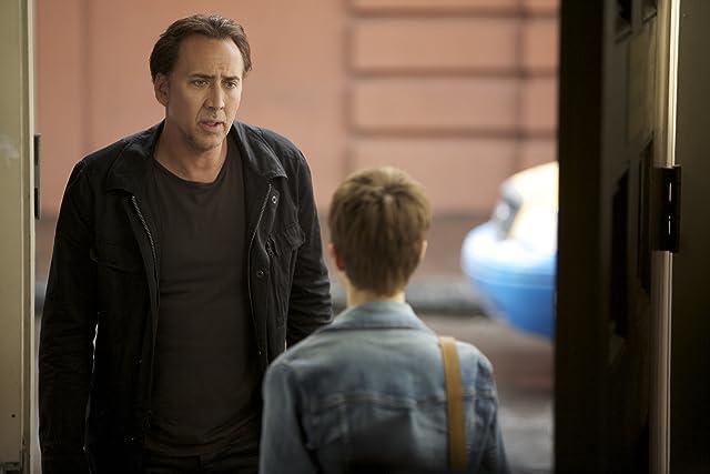 Nicolas Cage and Sami Gayle in Stolen (2012)