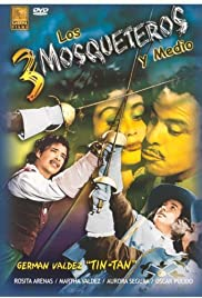 Three and a Half Musketeers Poster