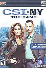 CSI: NY Poster