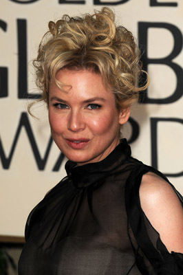 Renée Zellweger at an event for The 66th Annual Golden Globe Awards (2009)